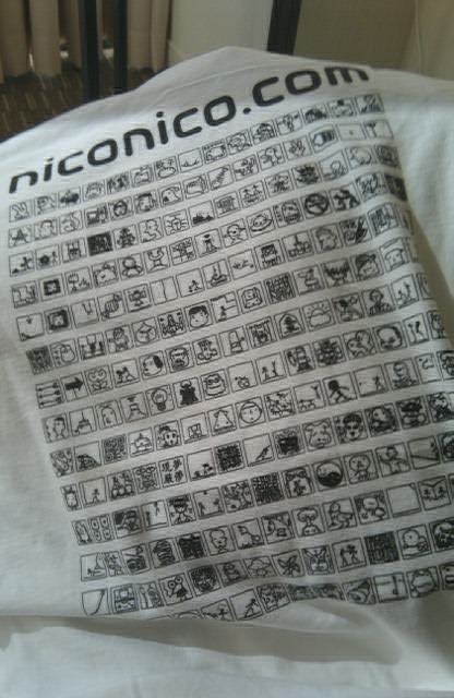 fredrin:  Just finished a quick interview with the guys from niconico.com, same crew that did the Baikal space shot :)  they gave me a tshirt too