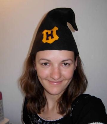 30 minute Harry Potter hat tutorial!