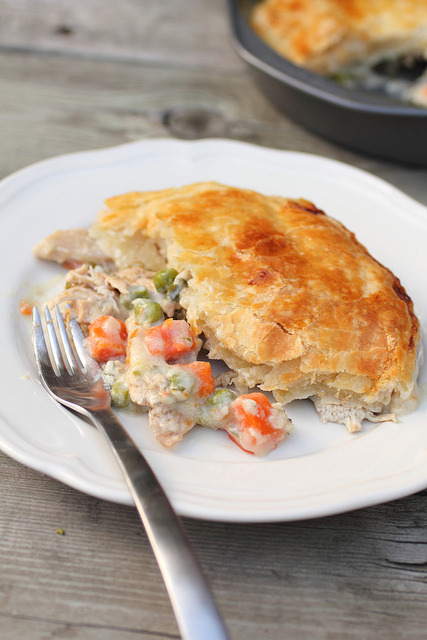 foodiebooty:  Chicken Pot Pie