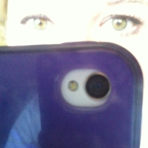 Ojos (Taken with instagram)