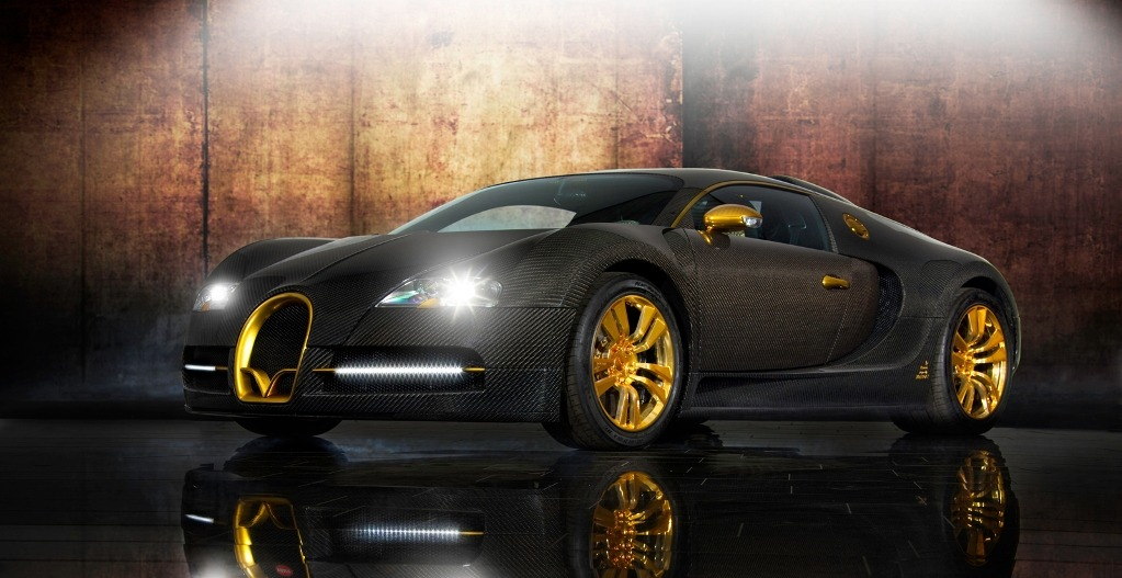 Greed for Speed Photo via Supercars.net Mansory Linea