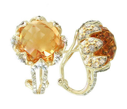 Get your own sparkle for July 4th. One day sale on Citrine and White Topaz earrings from Emma Stine $49 (reg. $119). Code: 1DAYSTEAL. Sale ends Friday, July 1, 2011 at 8pm CT