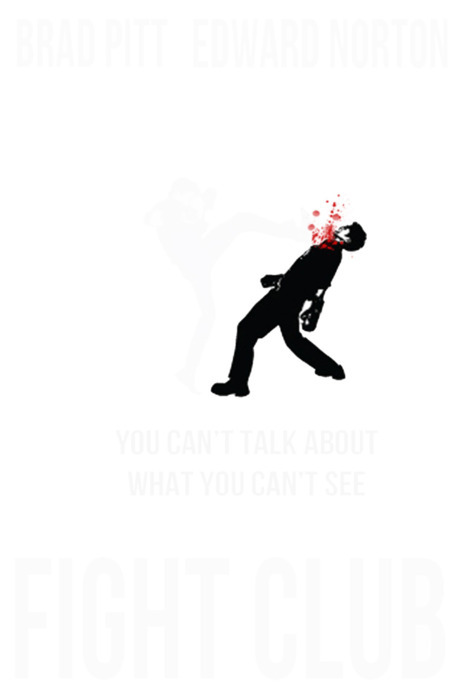 indieandyy:  Fight Club ianbrooks:  PROTIP: Tilt your screen back.   OK, that's cool