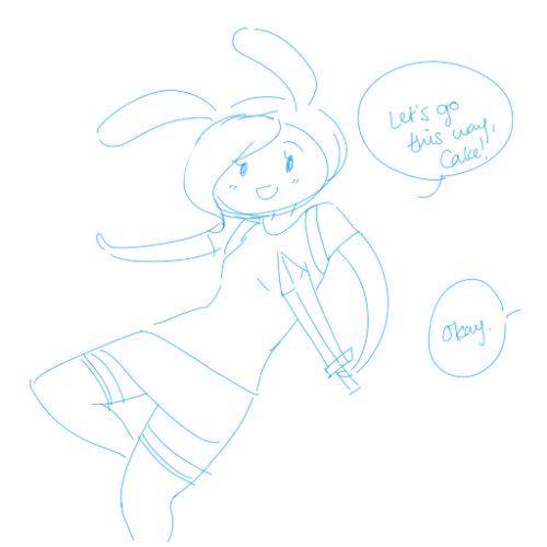 first time drawing fionna. can't draw cake hahahai'll need a ref and i'm too tired to look for onei finally finished my rp application (well more or less) = v =yay finally time for 2 hour sleep