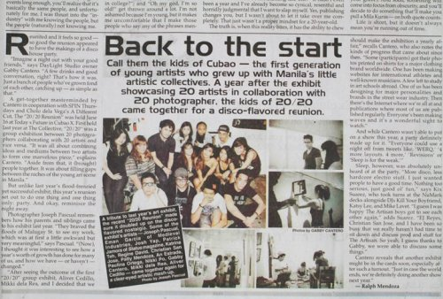 adoborat:  20/20 family in Young Star today  To 2012: Before you decide to end the world, we're doing another show first. ktnxbai