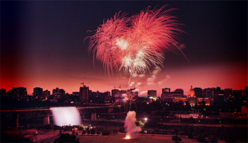 Canada Day celebrations in EdmontonEdmonton, Alberta, Canada