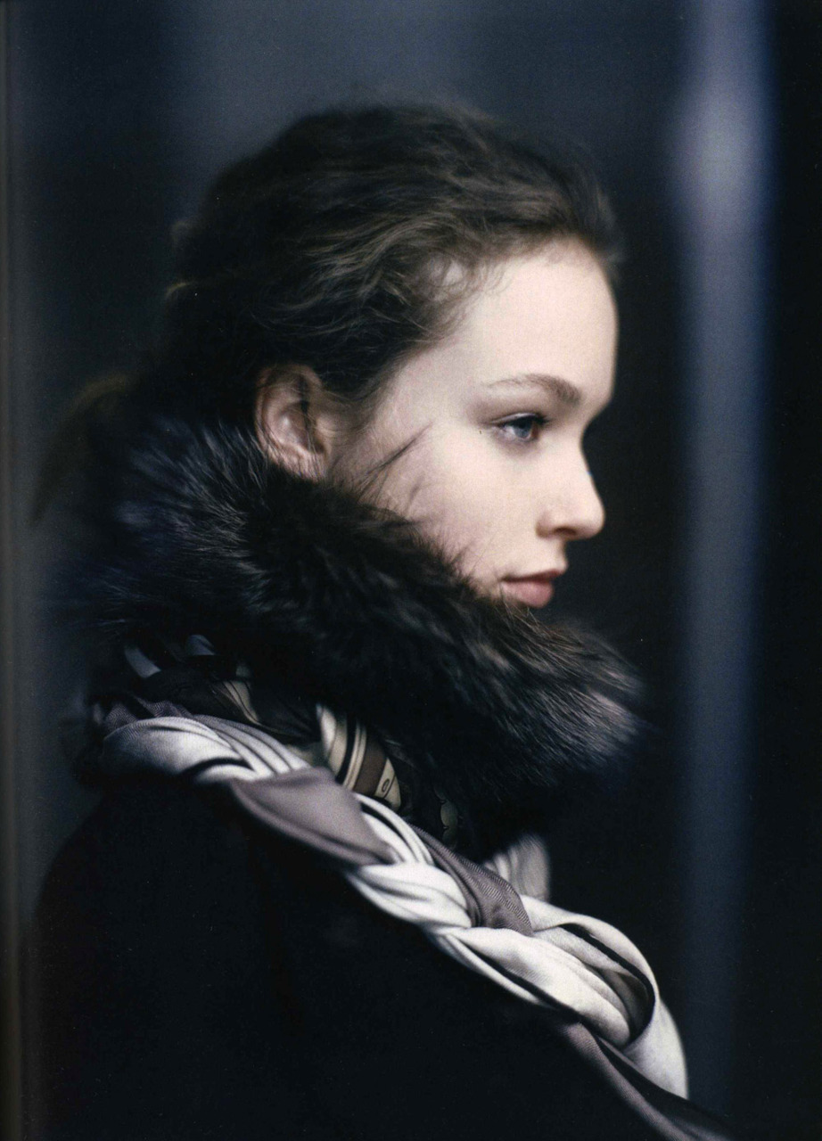 photographed by Paolo Roversi - Le Monde d'Hermès: Fall/Winter 2008