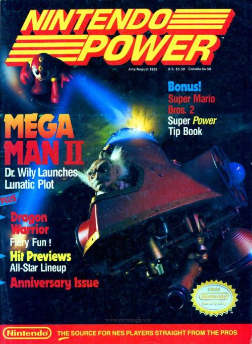 Nintendo Power: July/August 1989 Issue