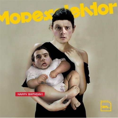 Modeselektor - The White Flash (feat. Thom Yorke)