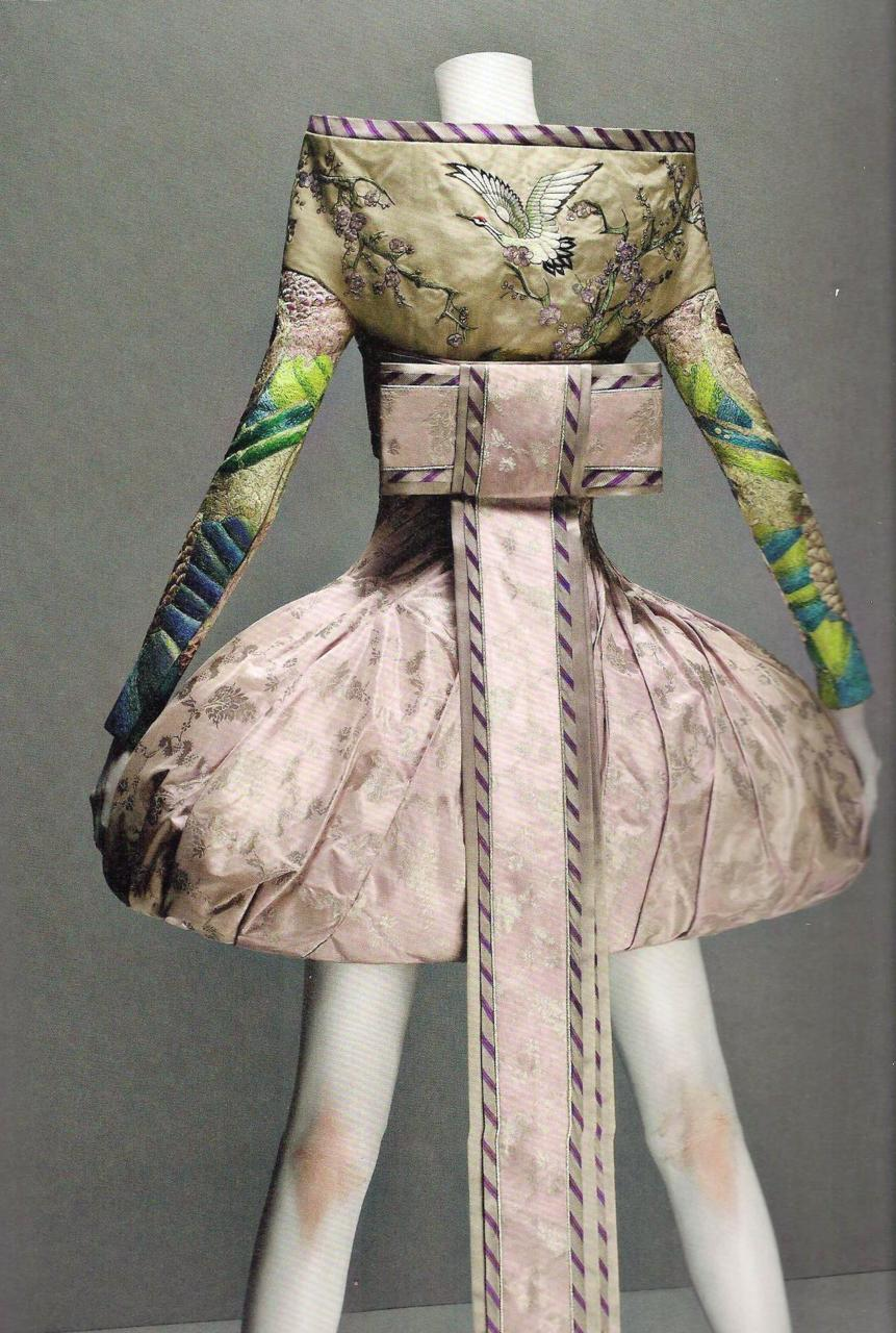 It's Only a Game, Alexander McQueen Spring 2005 from Alexander McQueen: Savage for Beauty