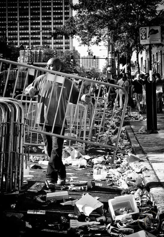Cleanup, Chicago