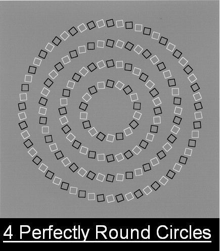 4 Perfectly Round Circles - MIND TRIP