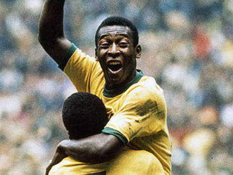"""Every kid around the world who plays soccer wants to be Pele. I have a great responsibility to show them not just how to be like a soccer player, but how to be like a man."" — Pele""…For everyone to whom much is given, from him much will be required; and to whom much has been committed, of him they will ask the more…"" — Luke 12:4"