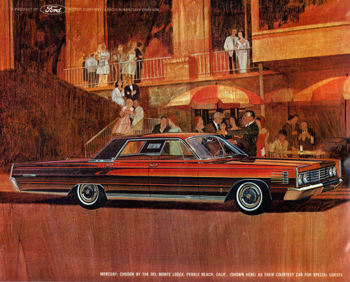 weeklyspectator:  1965 Mercury Park Lane 4 Door Hardtop by coconv on Flickr.