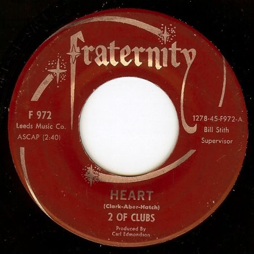2 Of Clubs - Heart
