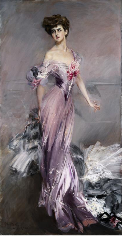 Portrait of Mrs. Howard Johnston (1906) by Giovanni Boldini