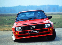 Audi Sport Quattro & Walter Röhrl by Auto Clasico on Flickr.