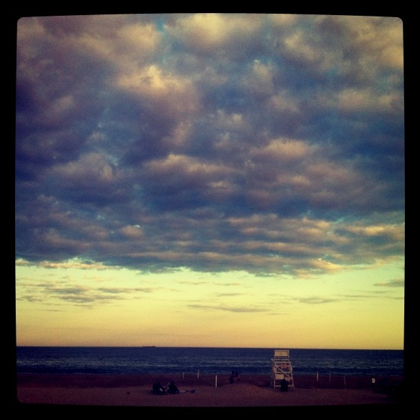 gruner on the beach. (Taken with instagram)
