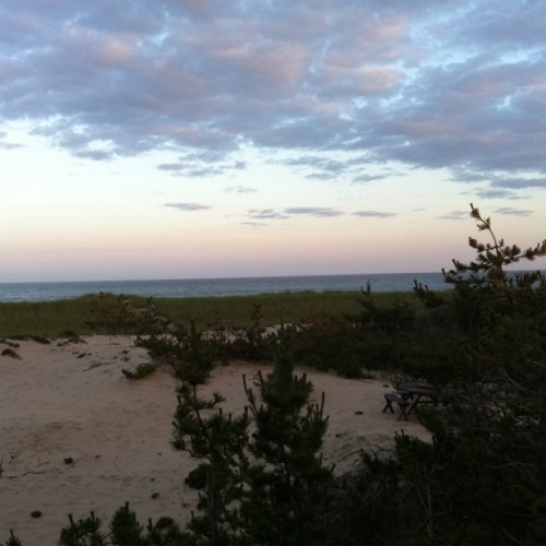 Ahhhhhh. #nofilter (Taken with Instagram at Napageue beach)
