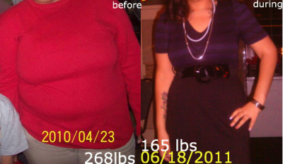 "before-afters:  ziggyftw: 5'5"", currently 165. Goal Weight: 140lbs."