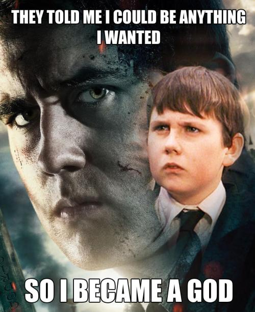 pourmywhiskeyina:  itsparkinson:  the-lone-midget:   #NEVILLE LONGBOTTOM USES NAGINI'S BLOOD AS SOY SAUCE  The Sorting Hat is no longer used at Hogwarts; students are sorted based on how long it takes them to cry in the presence of Neville Longbottom.   Neville Longbottom once kissed a dementor, and It. Died.