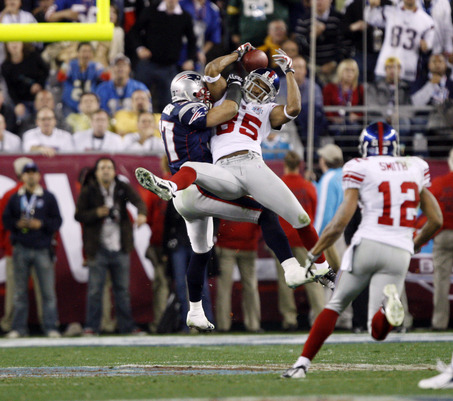 "David Tyree ""The Catch"""