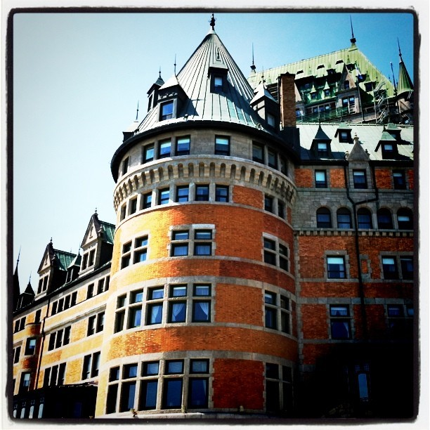 The Frontenac  (Taken with instagram)