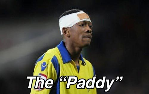 """The Paddy"" - Sanchez Watt"