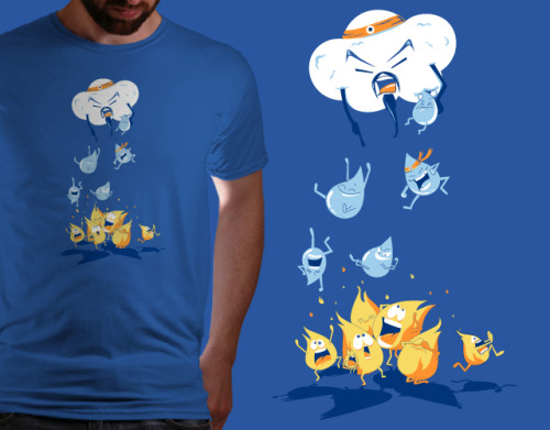 Up for scoring at Threadless.