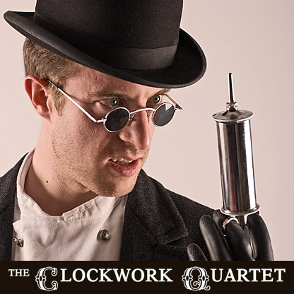 The Clockwork Quartet - The Doctor's Wife
