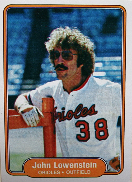 I hit .311 for the Orioles in 1980.
