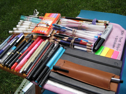 Art Supplies on Flickr.