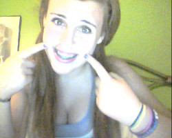 I had a great day, don't ask me why my webcam is so bright. :)