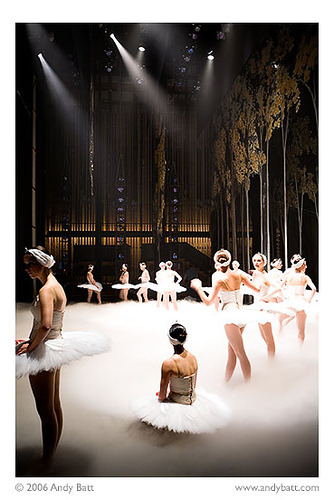 Swan Lake Rehearsal - Oregon Ballet Theatre 2006 by andybatt on Flickr.