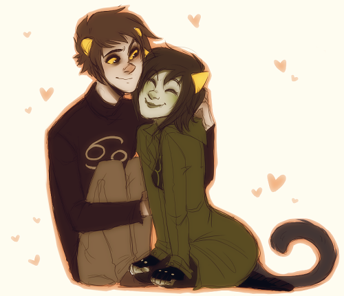 archaeoghost:  oh god i am the worst i hardly draw homestuck anymore and when i do its just shitty pictures of unpopular ships or furry jack FORGIVE ME EVERYONE… :(