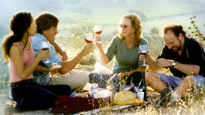 Watching Sideways at the moment. Such a great film. I can't wait to head out to Cali or Euro someday for a legit wine adventure. Just need some cash, and a lady. I've got the friend setup, so I'm 1/3 of the way there!