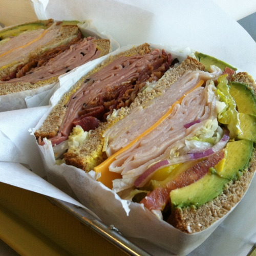 """Club Sandwich @ The Sandwich Box"""