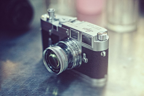 + by coffeeground on Flickr.Leica M3, the German copy of Russian's Zorki