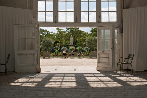 L'Orangerie, Jardin du Luxembourg by tyeve on Flickr.