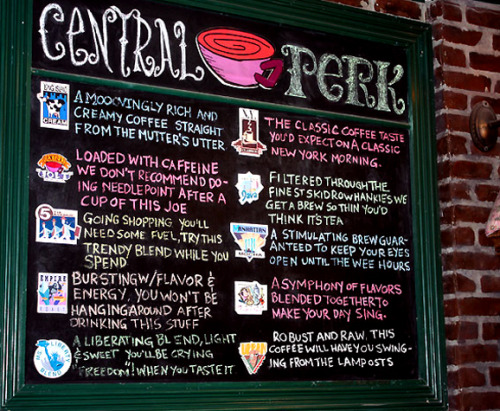 Friends: Central Perk