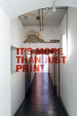 It's more than just print