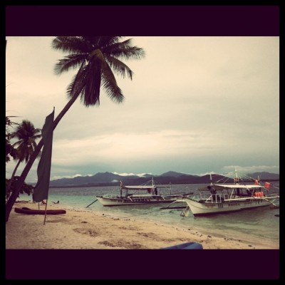 Island hopping! (Day 3) (Taken with Instagram at Honda Bay, Puerto Princesa, Palawan)