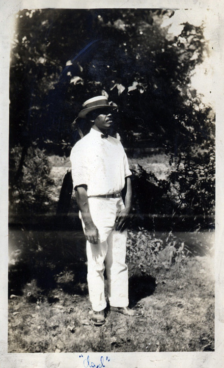 Dad [Saulsberry Family Album, 1920's-30's] ©WaheedPhotoArchive, 2011