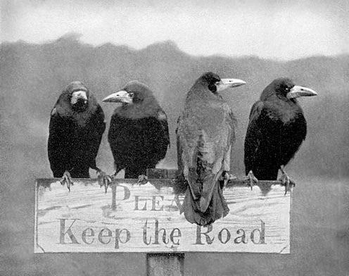 Keep The Road