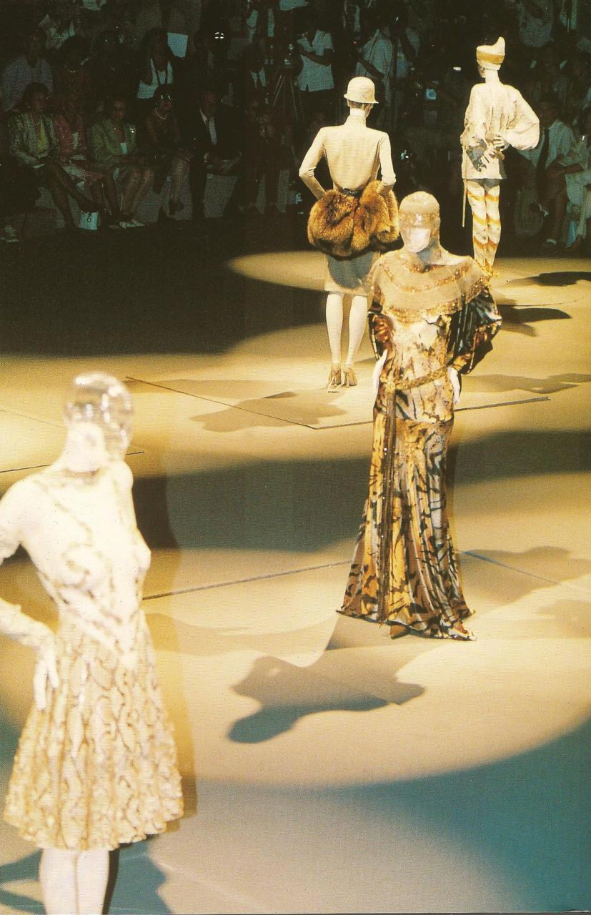 Alexander McQueen for Givenchy Fall 1999