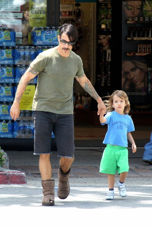 NEW Photos of Anthony Kiedis in Malibu on July 2nd 2011 in Malibu, California!Click here to see all 11 photos.