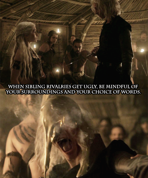 RIP Viserys, you crazy bitch.