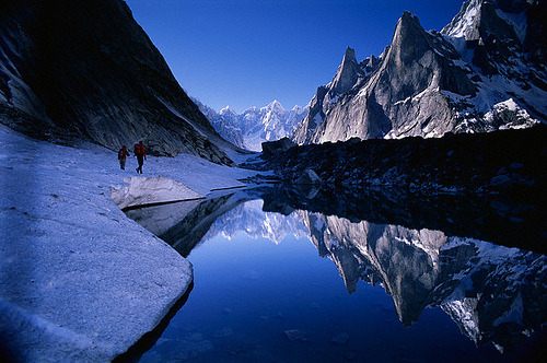 cattion:  Karakoram Range (by toufeeque)