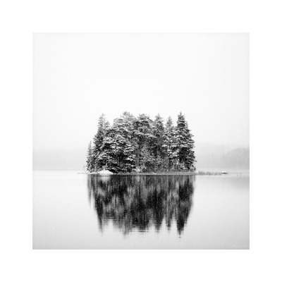 deviantfinds:  November Snow on the Island