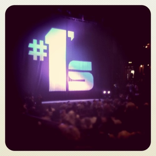 20 minutes until Janet Jackson is on! CC @JonHornbuckle (Taken with instagram)